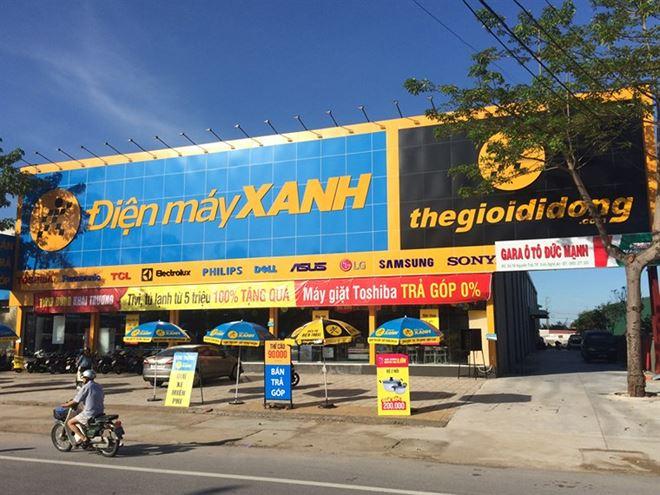 Thế giới di động mua Trần Anh: Bộ Công Thương vào cuộc giám sát