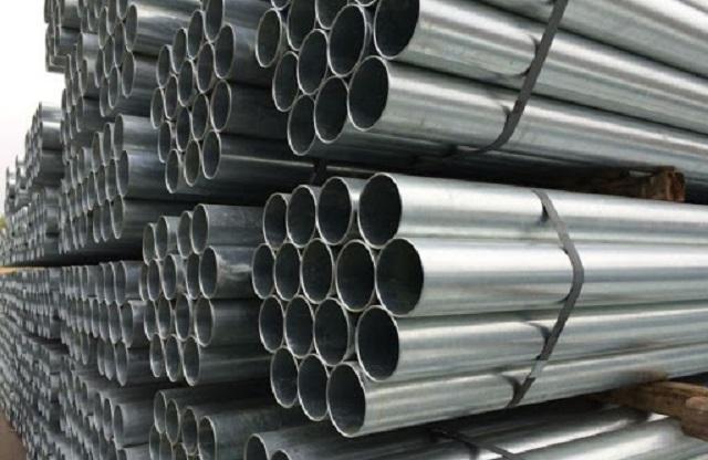 Bộ Công Thương điều tra chống bán phá giá thép mạ nhập khẩu