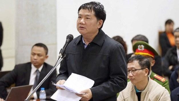 Ngày 7.5 xét xử phúc thẩm bị cáo Đinh La Thăng và đồng phạm