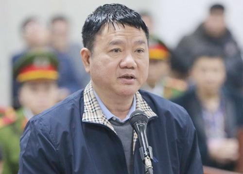 Ông Đinh La Thăng bị đề nghị kỷ luật ở mức cao nhất