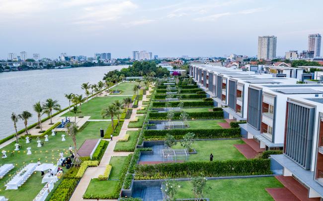 2 khu biệt thự 100 tỉ đồng mỗi căn của giới siêu giàu khu Đông Sài Gòn