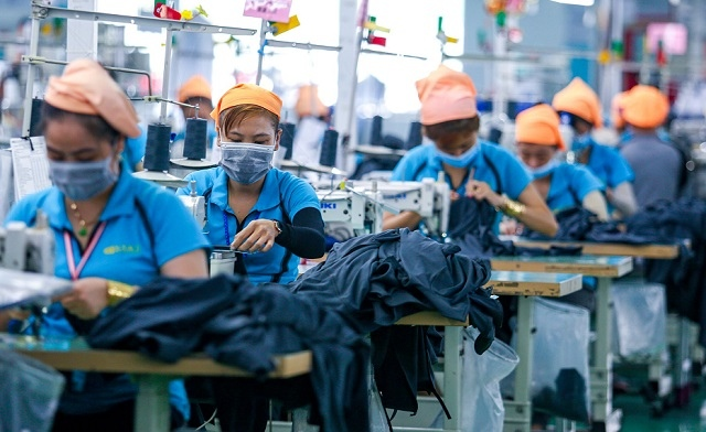 35% doanh nghiệp dệt may ngừng hoạt động do Covid-19