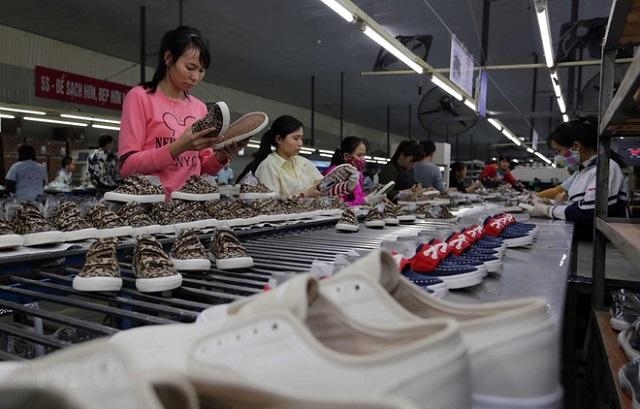 Đơn hàng ngành da giày đã trở lại