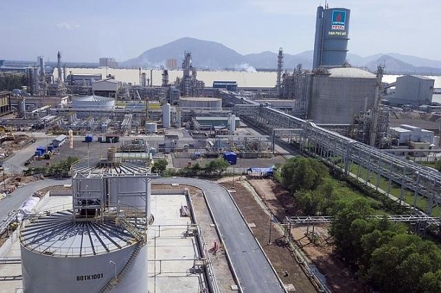 Mảng hóa chất của DPM tăng trưởng mạnh trong 6 tháng đầu năm 2021
