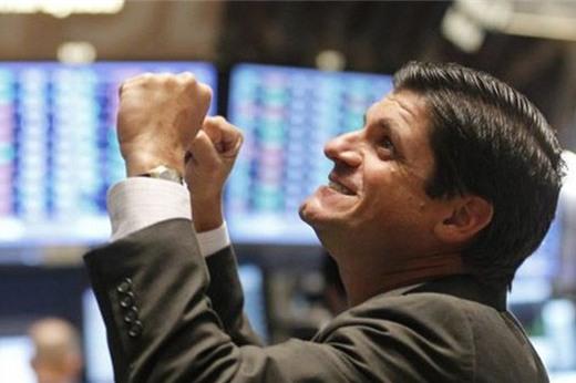 Hợp đồng tương lai chứng khoán Mỹ tăng mạnh sau khi nhận tin vui về thương mại