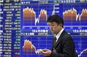 Thị trường Trung Quốc hạ nhiệt, chứng khoán châu Á vẫn bám sát mức kỷ lục