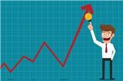 Khởi sắc cuối phiên, VN-Index tăng gần 10 điểm