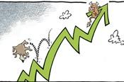 Hết đà hưng phấn, VN-Index thất bại trước ngưỡng 1.000 điểm