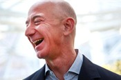 Cổ phiếu Amazon lần đầu vượt 1.500 USD