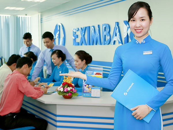 Eximbank đạt 400 tỷ đồng lợi nhuận trước thuế