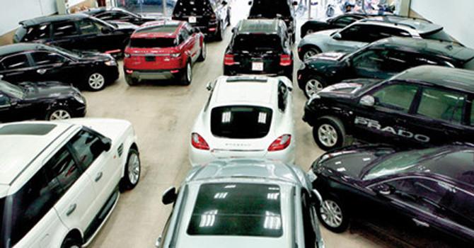 """Cảnh """"nội khó xuất, ngoại khó nhập"""" của thị trường ôtô"""