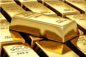Giá vàng đầu tuần giảm do chịu áp lực từ đồng USD tăng