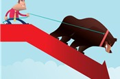 Bán mạnh cuối phiên, VN-Index giảm hơn 8 điểm