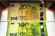 ECB ra mắt đồng 100 và 200 euro mới