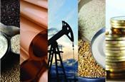 Vàng, dầu, thép, cao su tăng bất chấp kinh tế Trung Quốc trì trệ nhất 28 năm