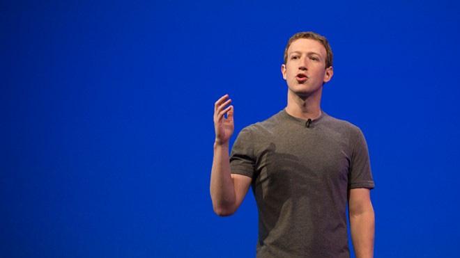 Mark Zuckerberg nhận lương 1 USD mỗi năm
