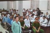Đại án tại OceanBank: Đã nhận đơn kháng cáo từ 18 bị cáo, không có Hà Văn Thắm