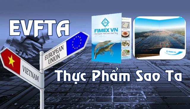 EVFTA - 'Mồi câu' cho sự bứt phá của Thực phẩm Sao Ta (FMC)?