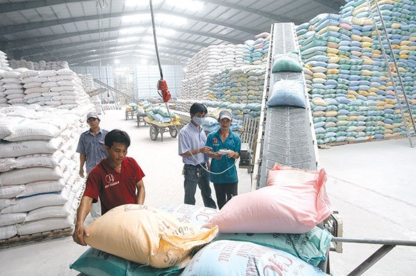 Xuất khẩu 10 tháng năm 2018: Gạo nếp
