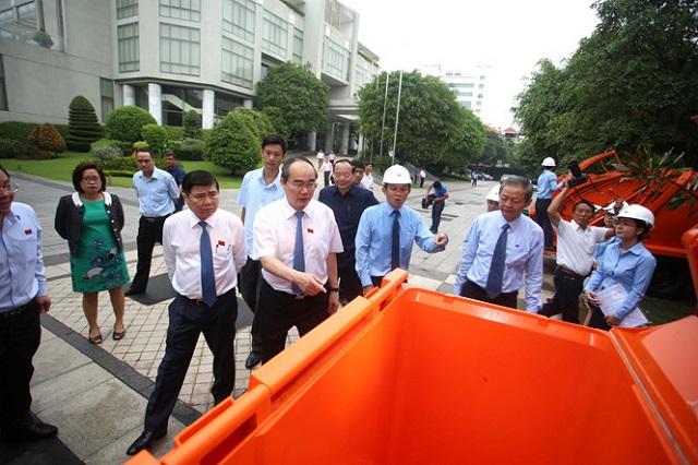TP.HCM ban hành mức giá thu gom rác mới