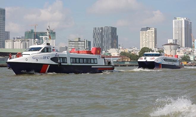 Lãng phí giao thông thủy