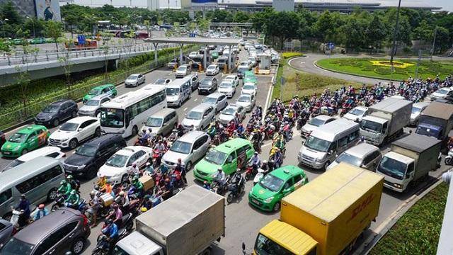 Kinh doanh vận tải bằng ôtô: