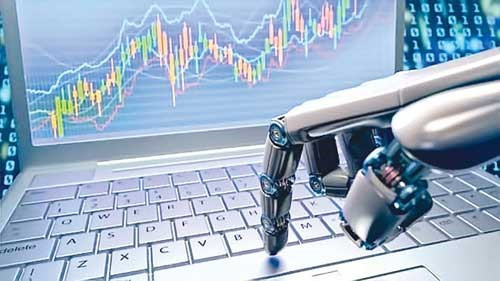 Mua bán chứng khoán tại Việt Nam: Nhà đầu tư sắp thua... robot