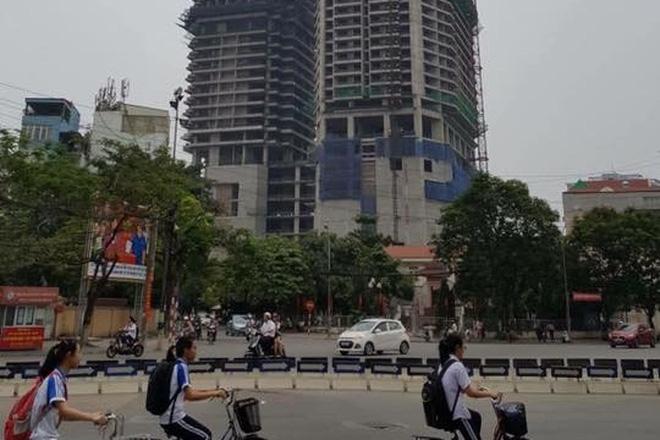 Hà Nội: Tổng cục Quản lý đất đai chỉ ra nhiều sai phạm tại Dự án 302 Cầu Giấy