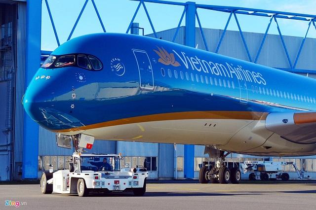 Hé lộ thu nhập của lao động trong ngành phụ trợ hàng không Việt