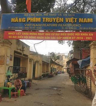Cổ phần hóa: Hãng phim truyện Việt Nam gửi đơn kêu cứu