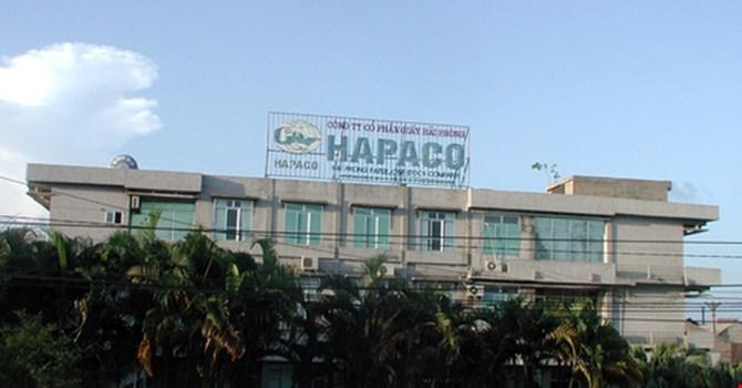 Hapaco: Lãi ròng năm 2017 đạt hơn 13 tỷ đồng