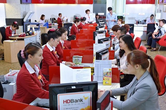 Quý 1/2019 lợi nhuận HDBank vượt 1,100 tỷ đồng
