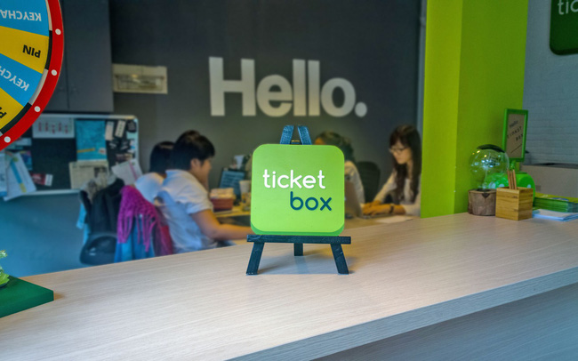 Tiki vừa mua công ty bán vé sự kiện trực tuyến TicketBox, tấn công lĩnh vực giải trí