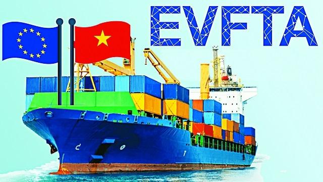 Hiệp định EVFTA sau 1 năm thực hiện: Nhiều ngành hưởng lợi