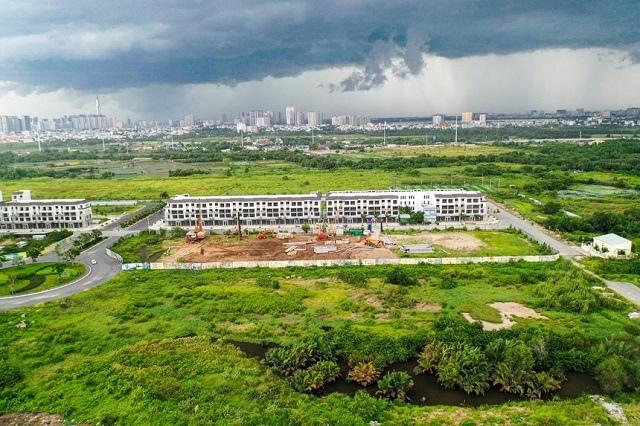 TP.HCM hủy thu hồi đất làm dự án nhà ở cho Him Lam