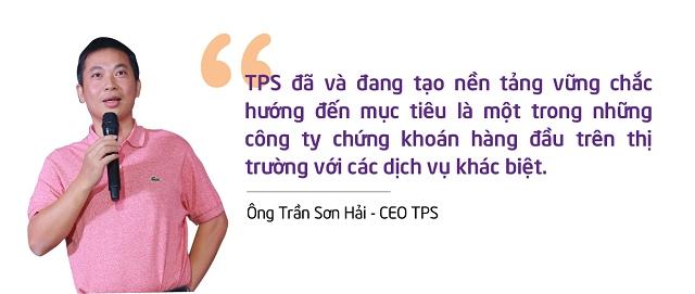 CEO Chứng khoán Tiên Phong: Củng cố vị thế, cung cấp sản phẩm, dịch vụ khác biệt