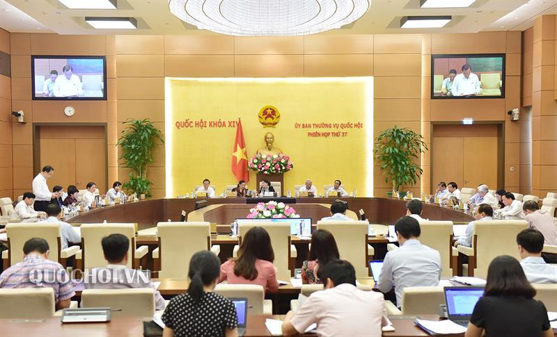 Trình Ủy ban Thường vụ Quốc hội Dự án Luật Đầu tư theo hình thức đối tác công tư