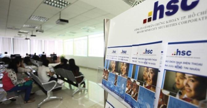 Thị trường thuận lợi, SSI và HSC báo lãi 6 tháng tăng cao
