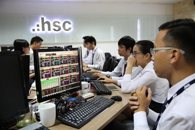 HCM báo lãi tăng 26% trong quý 3, tự doanh tập trung vào VN30