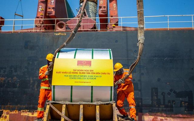 VDSC Research: Tín hiệu tích cực cho HSG từ các hoạt động xuất khẩu
