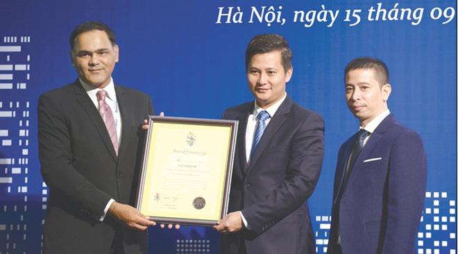 Khát vọng thương hiệu VietinBank