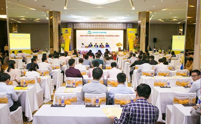 Nam A Bank tổ chức thành công đại hội cổ đông 2017