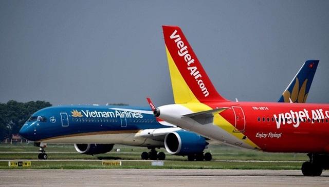 Vietnam Airlines, VietJet Air xin thêm cứu trợ từ Chính phủ