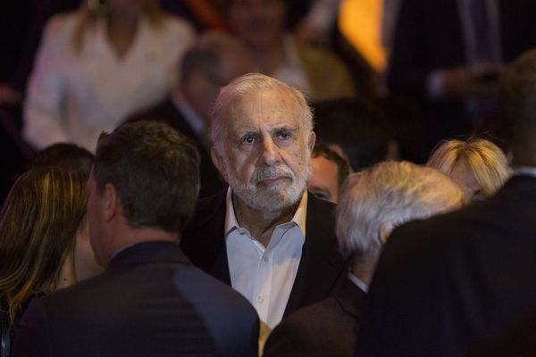 Huyền thoại đầu tư Carl Icahn và canh bạc nghiệt ngã tại Hertz