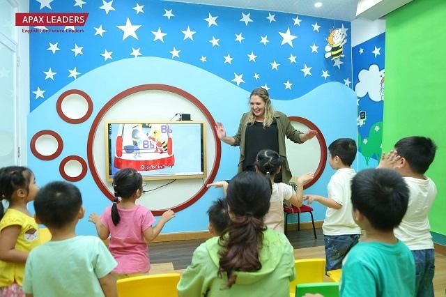 Apax Holdings muốn rót thêm tiền vào chuỗi tiếng Anh cho trẻ mẫu giáo IGarten