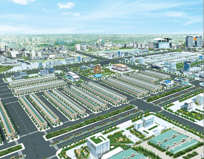IJC sẽ chuyển nhượng dự án cho Công ty mẹ Becamex, giá trị 515 tỷ đồng