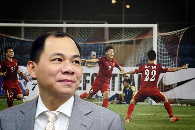 """""""Ông bầu"""" đứng sau chiến công lịch sử của U19 Việt Nam"""