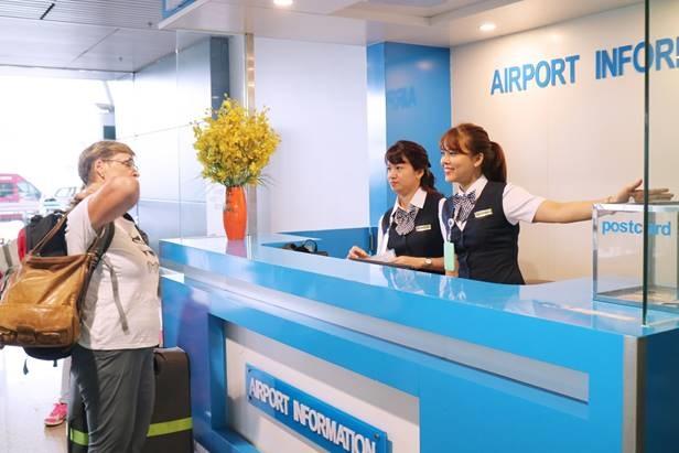Quý 1/2018, sản lượng hành khách qua Cảng hàng không quốc tế Tân Sơn Nhất đạt gần 10 triệu người