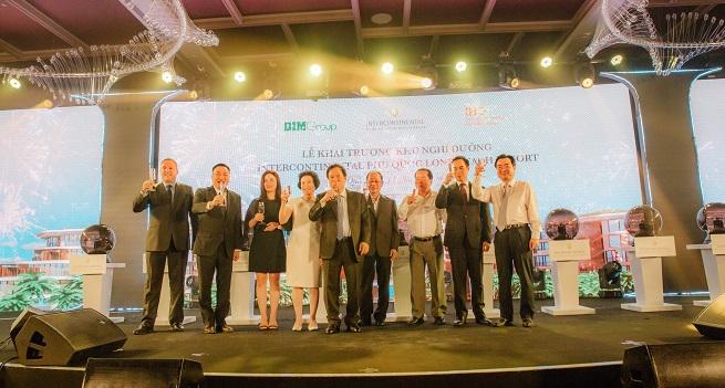 Khai trương chính thức khu nghỉ dưỡng mới và sang trọng Intercontinental Phu Quoc Long Beach Resort