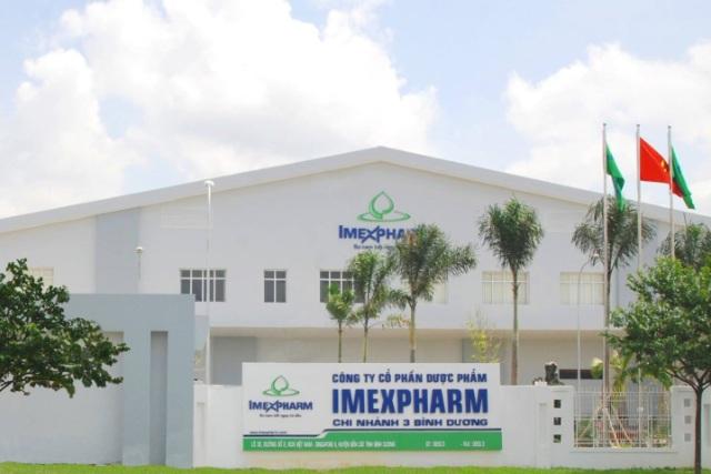 Imexpharm đặt kế hoạch lãi trước thuế 290 tỷ đồng trong năm 2021